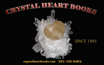 Crystal Heart Books Gift Card