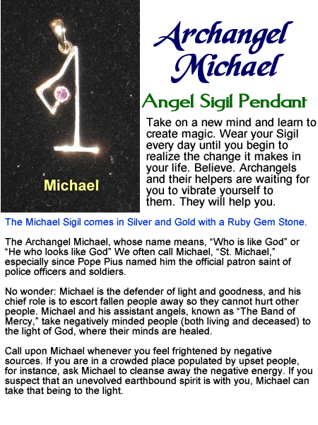 Archangel Michael Sigil | www.imgkid.com - The Image Kid ...